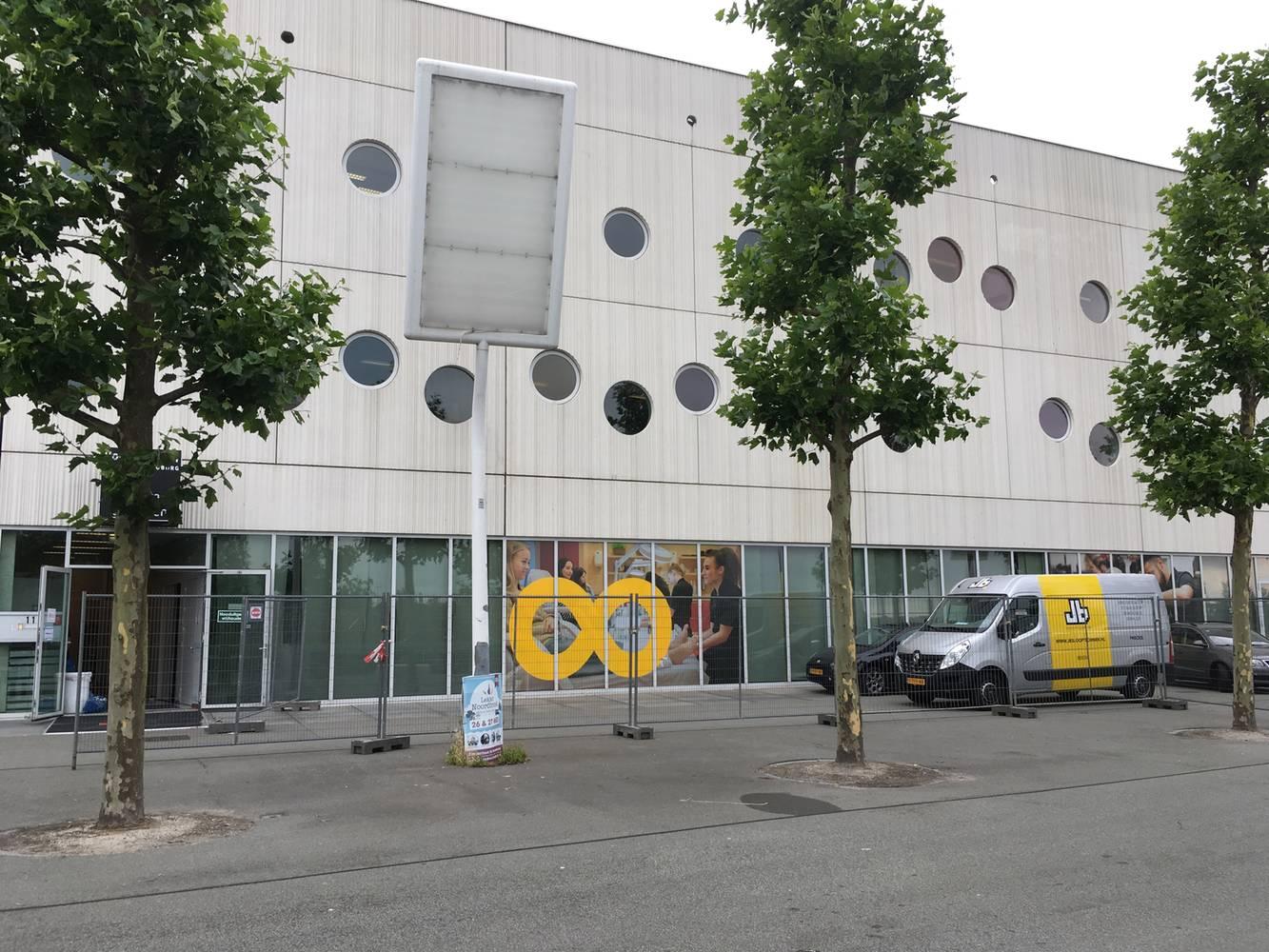 JB Slooptechniek Noorderpoort Euroborg Groningen