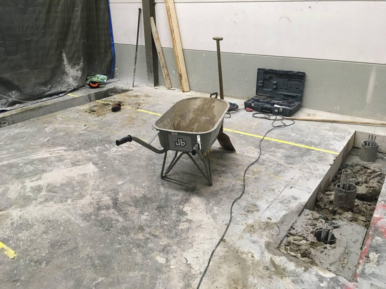 Zaag, sloop- en grondwerk JB Slooptechniek