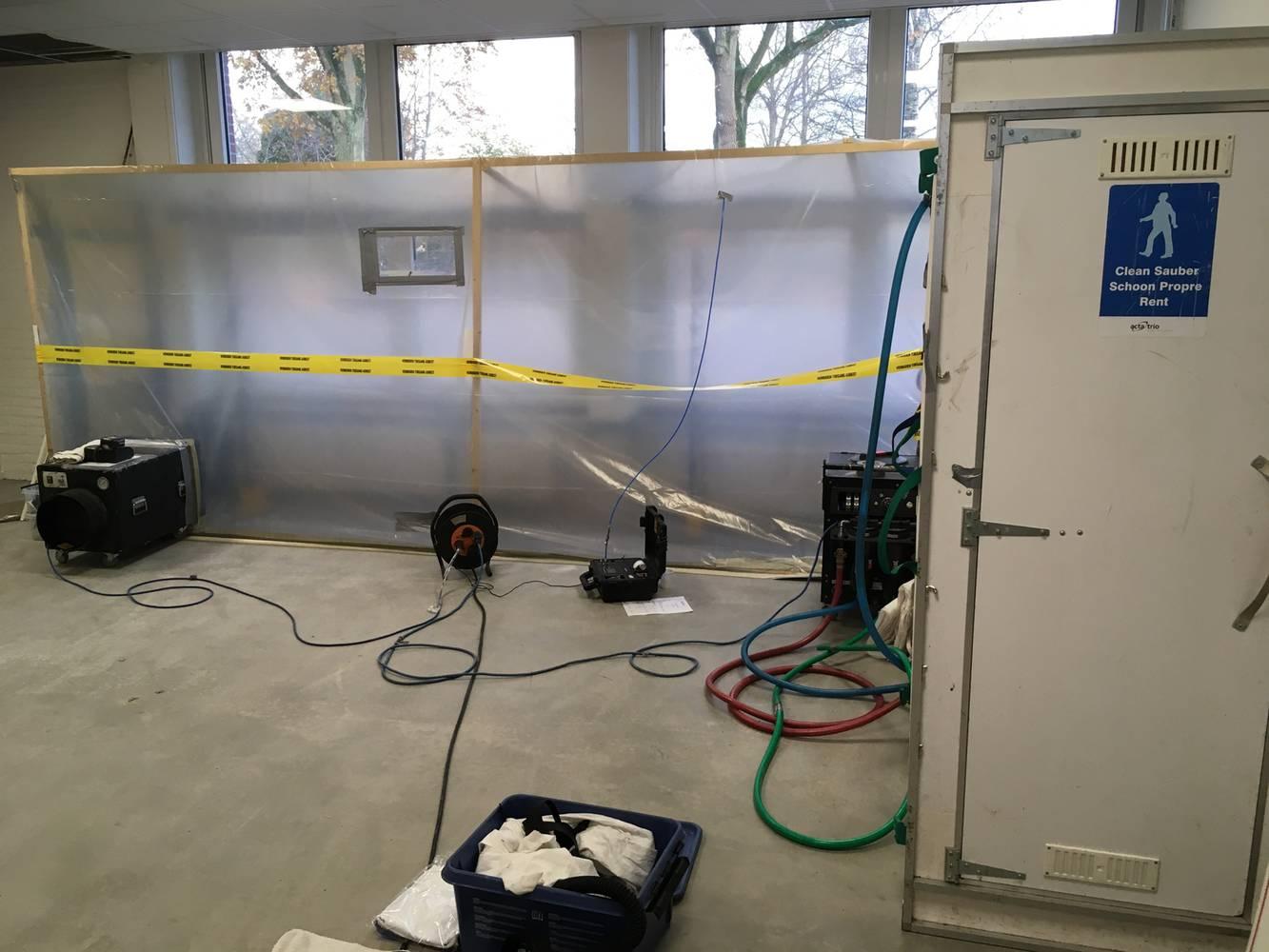 Asbestsanering JB Slooptechniek