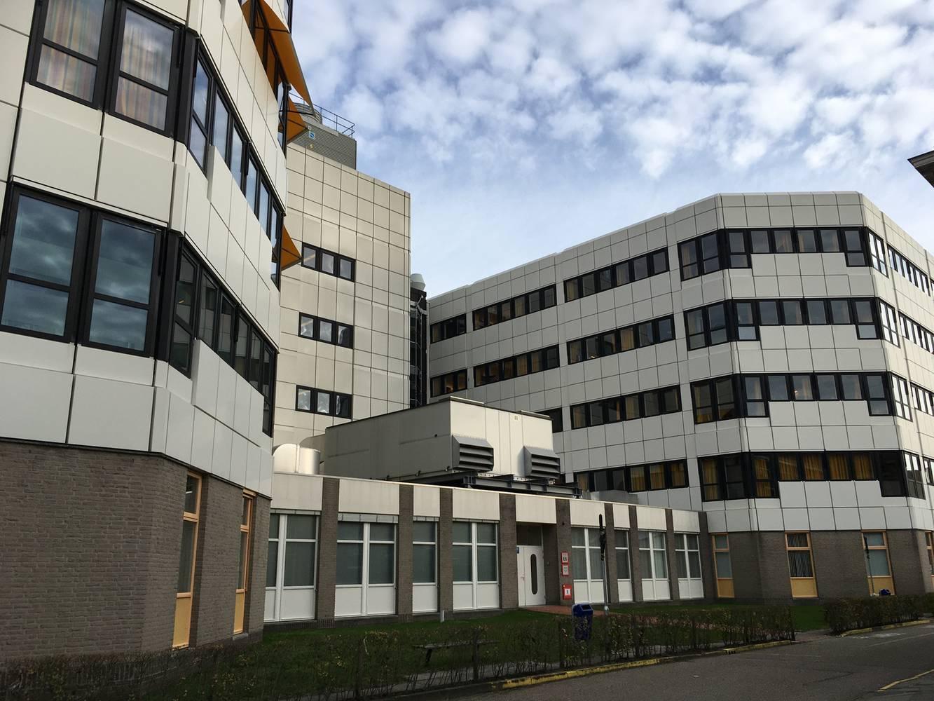 Inpandig sloopwerk ziekenhuizen JB Slooptechniek
